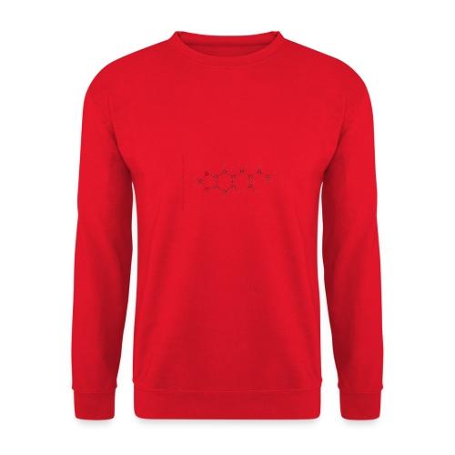 Molecuul MDMA - 'Where is Molly?' - Unisex sweater