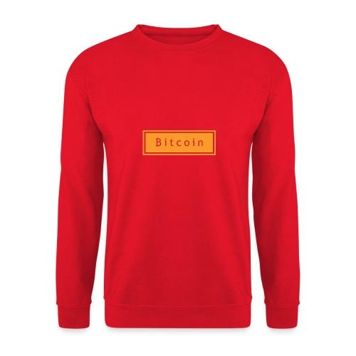 bitcoin basic - Unisex sweater