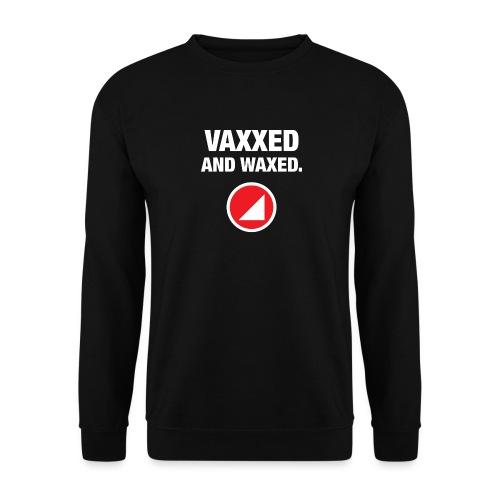 VAXXED - Sudadera unisex