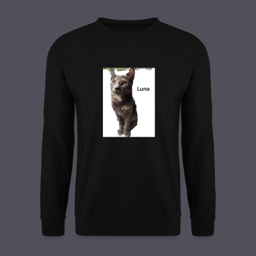 Luna The Kitten - Unisex Sweatshirt