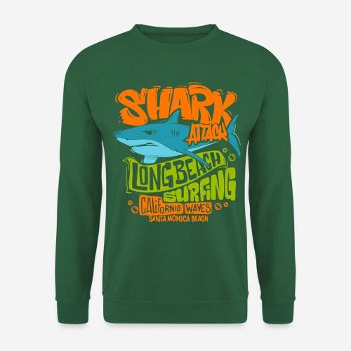 Hai-Surf-Surfen california - Unisex Pullover