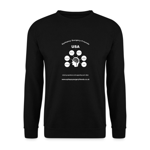Epilepsy Surgery Friends USA - Unisex Sweatshirt