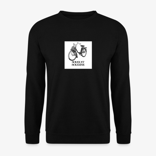 solexine tee shirt - Sweat-shirt Unisexe