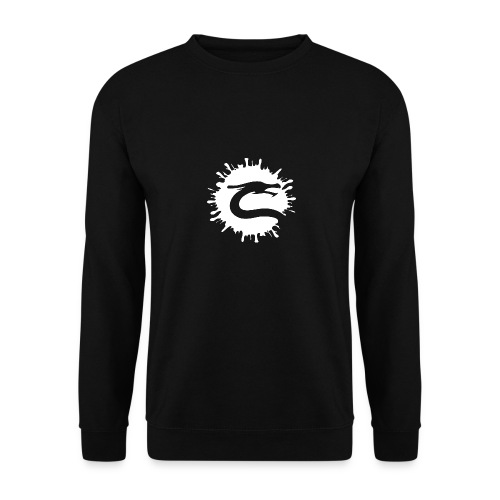 Dragemester_Hvid - Unisex sweater