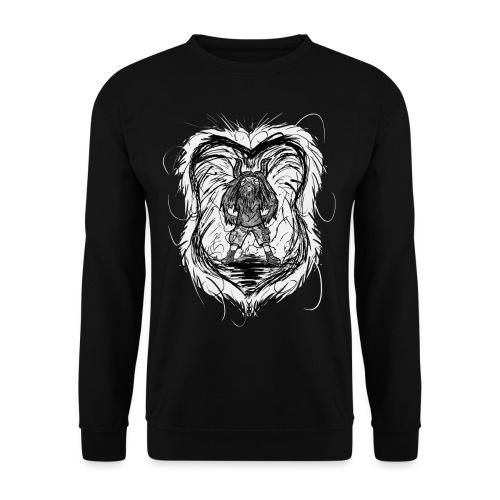 Horned Metalhead - Unisex Sweatshirt