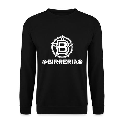 Logo Birreria 2021 white - Unisex Pullover