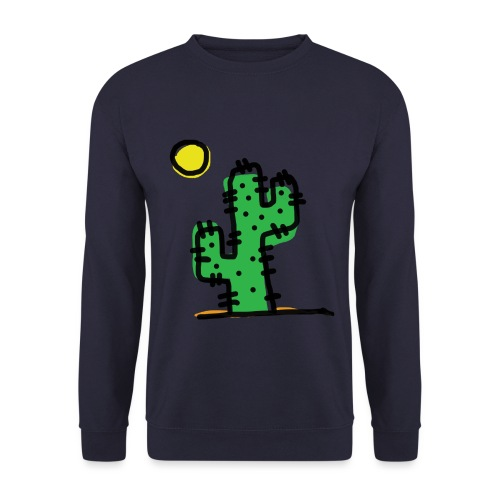 Cactus single - Felpa unisex