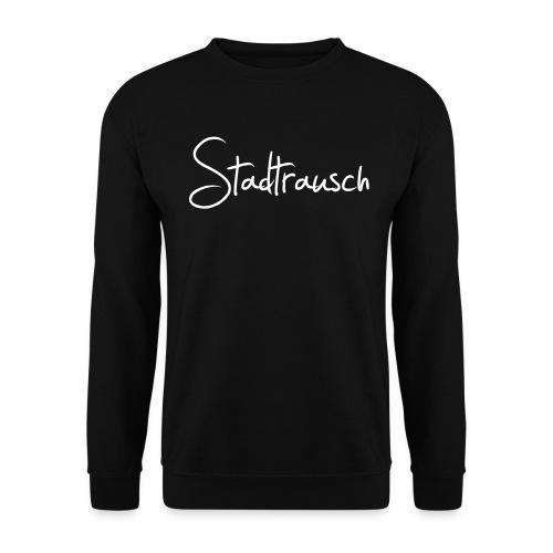 stadtrausch - Unisex Pullover