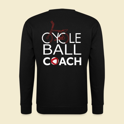 Radball | Cycle Ball Coach - Unisex Pullover