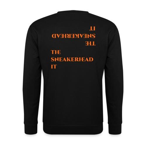 The_sneakerhead_it official merchandise - Felpa unisex