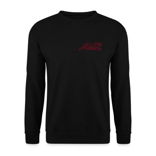 Logo AMZ rot schrift - Unisex Pullover