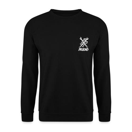 SDZJ Friend Brust png - Unisex Pullover