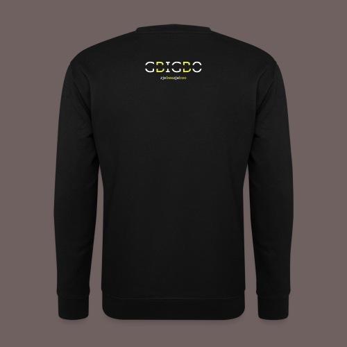 GBIGBO zjebeezjeboo - Retour à l'essentiel - Sweat-shirt Unisexe
