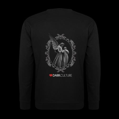 DarkCulture - Black Angel - Felpa da uomo