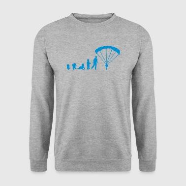 gleitschirm sport mann evolution - Männer Pullover