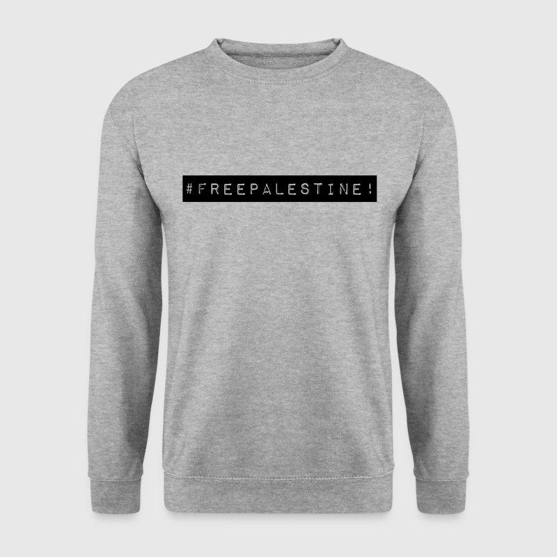 Free Palestine - Mannen sweater