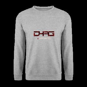 Pullover Männer DHAG Logo - Männer Pullover