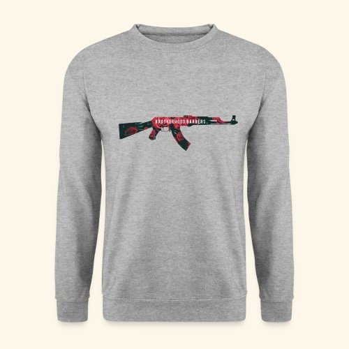 AK47 Brotherhood Barbers - Men's Sweatshirt