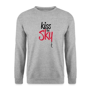 Kiss the Sky - Männer Pullover
