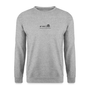 My name is FLOE. - Mannen sweater