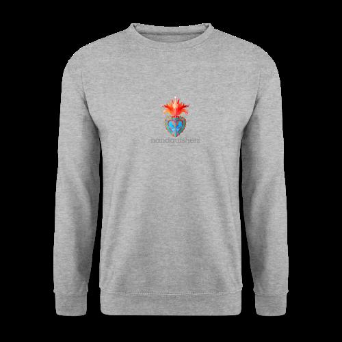 Hand aufs Herz - Männer Pullover