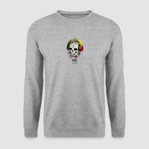 smiling_skull - Men's Sweatshirt