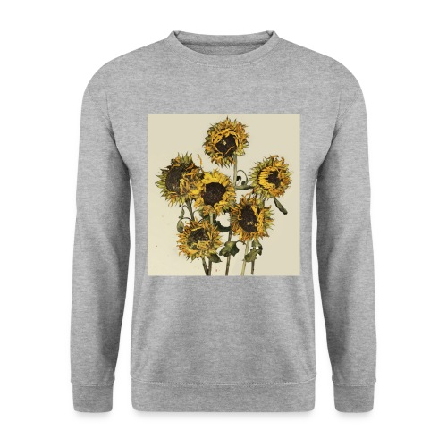 Sunflowers - Men's Sweatshirt