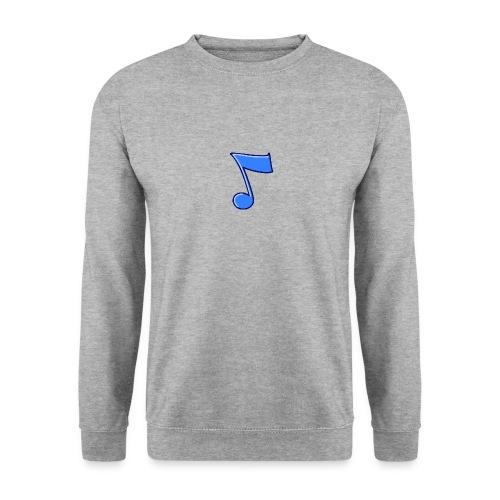 mbtwms_Musical_note - Mannen sweater