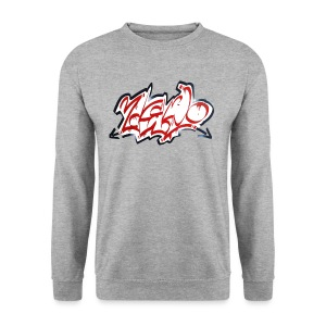 Yotekno handstyle - Sweat-shirt Homme