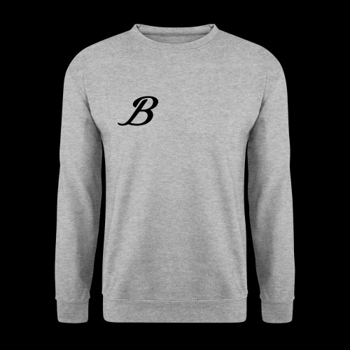 B - Herre sweater