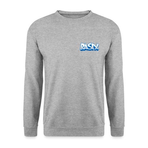 BASIX LOgo smalll - Sweat-shirt Homme