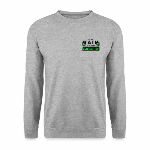 Rain Clothing - ACID EDITION - - Men's Sweatshirt