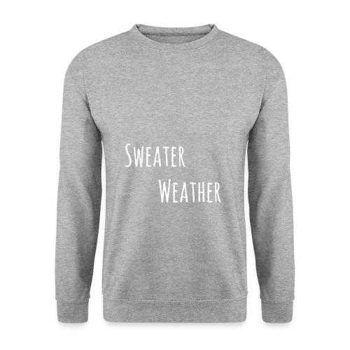 sweaterwea therwhite - Männer Pullover