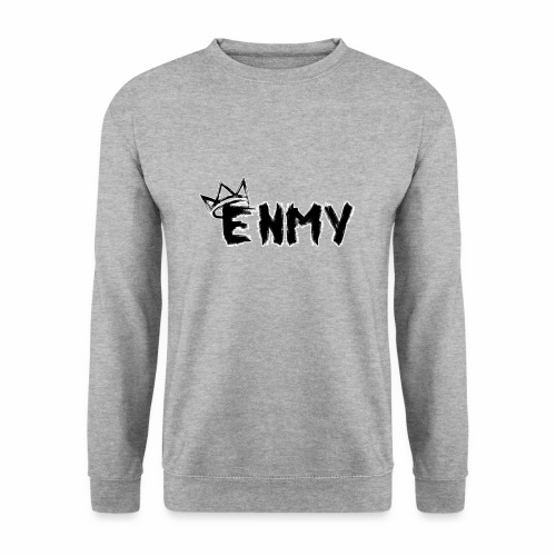 Enmy Grey Sweatshirt - Men's Sweatshirt