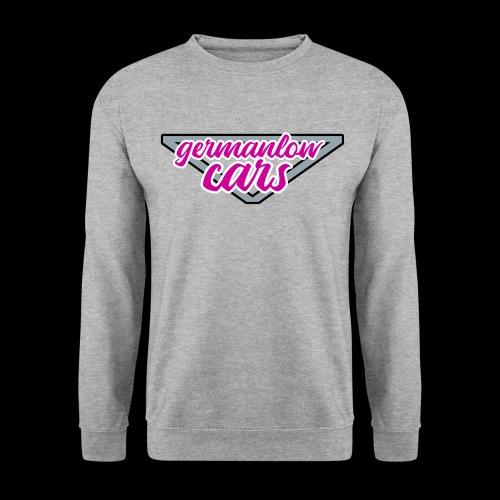 glc pink grey - Männer Pullover