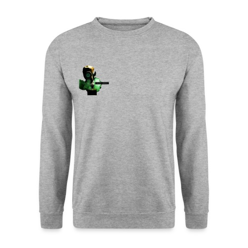 think green get lean - Men's Sweatshirt