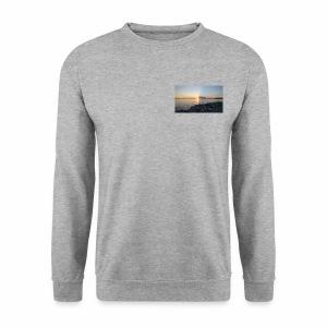 Sonnenuntergang - Männer Pullover