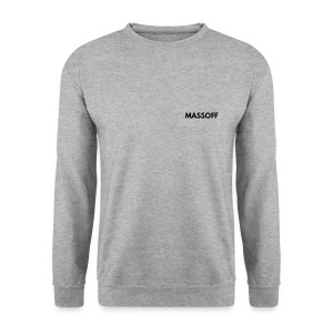 mass off edition3 - Sweat-shirt Homme