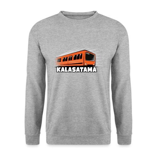11- METRO KALASATAMA - HELSINKI - LAHJATUOTTEET - Miesten svetaripaita