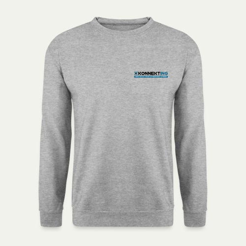 KONNEKTING Logo - Männer Pullover