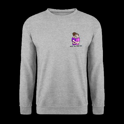 Wen er maar aan gozers - Mannen sweater