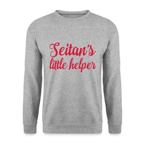 Seitan's Little Helper - Men's Sweatshirt