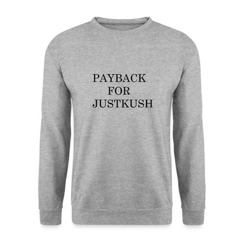 PAYBACK FOR JUSTKUSH - Männer Pullover