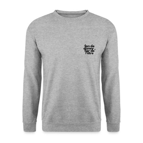 Fan de - Sweat-shirt Homme