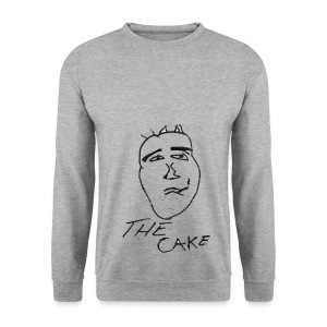 The Cake - Men's Sweatshirt