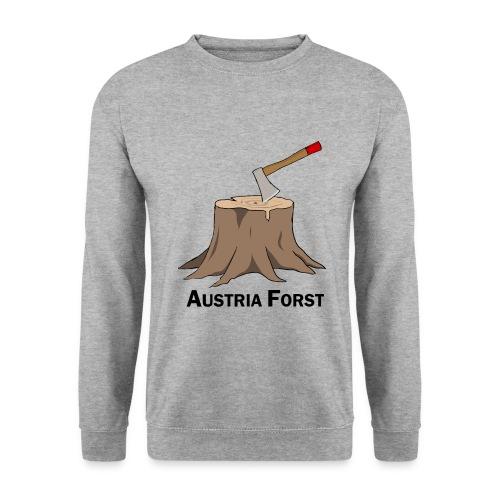 Baumstumpf - Männer Pullover