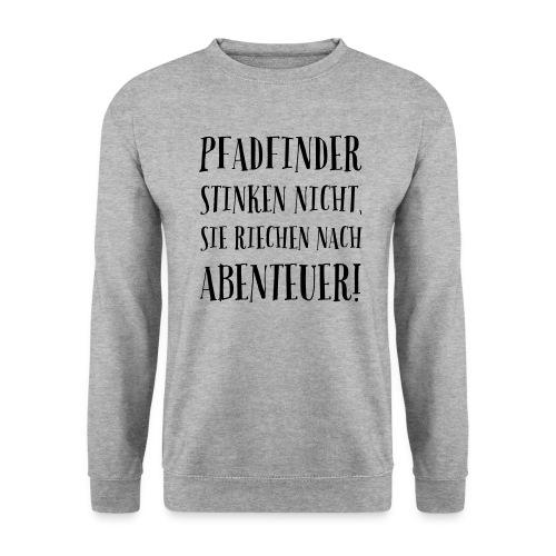 Pfadfinder stinken nicht … - Farbe frei wählbar - Männer Pullover