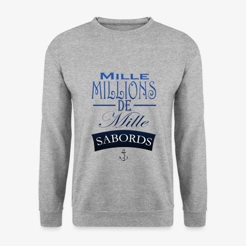 Mille Millions De Mille Sabords ! - Sweat-shirt Homme