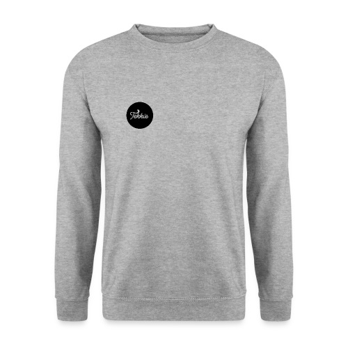Tekkie Black Logo - Mannen sweater