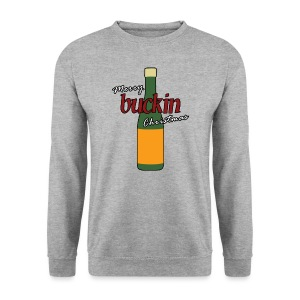 Merry Buckin Christmas 3 - Men's Sweatshirt